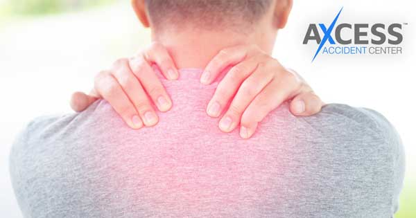 neck pain axcess accident center utah